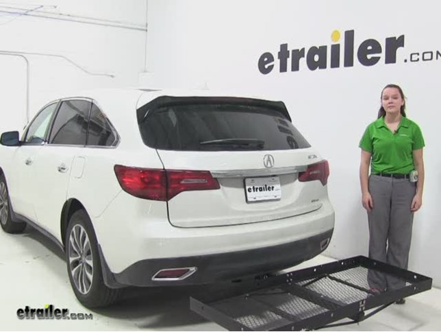 Stromberg Carlson Hitch Cargo Carrier Review 2016 Acura Mdx Video Etrailer