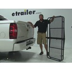 Surco Products 24x60 Hitch Cargo Carrier Review - 2011 Chevrolet Avalanche