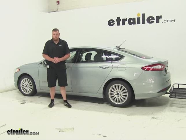 Surco Productch Cargo Carrier Review 2017 Ford Fusion Video Etrailer