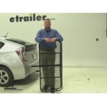 Surco Products  Hitch Cargo Carrier Review - 2014 Toyota Prius