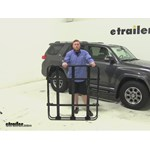Surco Products  Roof Cargo Carrier Review - 2012 Toyota 4Runner