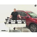 Surco Products  Roof Cargo Carrier Review - 2015 Nissan Rogue
