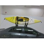Swagman Contour Rooftop Kayak Carrier Review