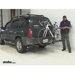 Swagman  Hitch Bike Racks Review - 2001 Nissan Xterra