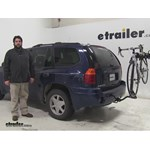 Swagman  Hitch Bike Racks Review - 2002 GMC Envoy