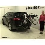 Swagman  Hitch Bike Racks Review - 2006 Subaru B9 Tribeca