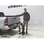 Swagman  Hitch Bike Racks Review - 2006 Toyota Tacoma