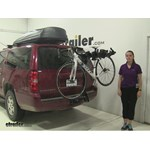 Swagman  Hitch Bike Racks Review - 2007 Chevrolet Suburban