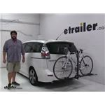 Swagman  Hitch Bike Racks Review - 2007 Mazda 5