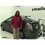 Swagman  Hitch Bike Racks Review - 2007 Toyota Prius