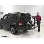 Swagman  Hitch Bike Racks Review - 2008 Jeep Liberty