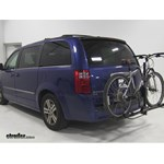 Swagman  Hitch Bike Racks Review - 2010 Dodge Grand Caravan