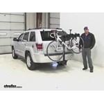 Swagman  Hitch Bike Racks Review - 2010 Jeep Grand Cherokee