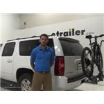 Swagman  Hitch Bike Racks Review - 2011 Chevrolet Suburban