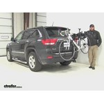 Swagman  Hitch Bike Racks Review - 2011 Jeep Grand Cherokee
