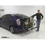 Swagman  Hitch Bike Racks Review - 2012 Toyota Prius