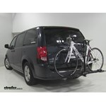 Swagman  Hitch Bike Racks Review - 2013 Dodge Grand Caravan