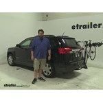 Swagman  Hitch Bike Racks Review - 2013 GMC Terrain