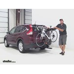 Swagman  Hitch Bike Racks Review - 2013 Honda CR-V