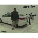 Swagman  Hitch Bike Racks Review - 2013 Hyundai Elantra