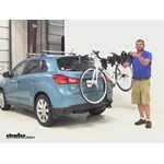 Swagman  Hitch Bike Racks Review - 2013 Mitsubishi Outlander Sport