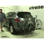 Swagman  Hitch Bike Racks Review - 2013 Nissan Murano