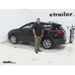 Swagman  Hitch Bike Racks Review - 2013 Toyota RAV4