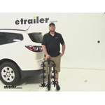 Swagman  Hitch Bike Racks Review - 2014 Chevrolet Traverse