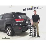 Swagman  Hitch Bike Racks Review - 2014 Jeep Grand Cherokee