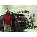 Swagman  Hitch Bike Racks Review - 2014 Jeep Grand Cherokee