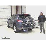 Swagman  Hitch Bike Racks Review - 2014 Nissan Murano