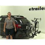 Swagman  Hitch Bike Racks Review - 2014 Subaru XV Crosstrek
