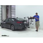 Swagman  Hitch Bike Racks Review - 2015 Acura TLX