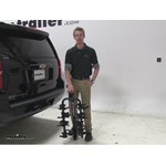 Swagman  Hitch Bike Racks Review - 2015 Chevrolet Suburban