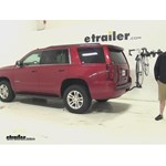 Swagman  Hitch Bike Racks Review - 2015 Chevrolet Tahoe