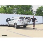 Swagman  Hitch Bike Racks Review - 2015 Chevrolet Traverse