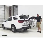 Swagman  Hitch Bike Racks Review - 2015 Dodge Durango