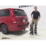 Swagman  Hitch Bike Racks Review - 2015 Dodge Grand Caravan