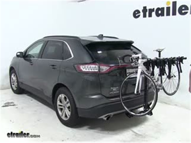 swagman hitch bike racks review - 2015 ford edge video | etrailer