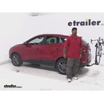 Swagman  Hitch Bike Racks Review - 2015 Hyundai Tucson