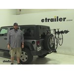 Swagman  Hitch Bike Racks Review - 2015 Jeep Wrangler Unlimited