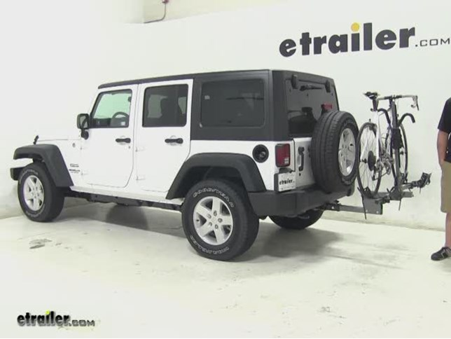 Bike Rack For Jeep Wrangler 2018 Bicycling And The Best