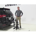 Swagman  Hitch Bike Racks Review - 2015 Kia Sedona