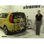 Swagman  Hitch Bike Racks Review - 2015 Kia Soul