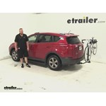 Swagman  Hitch Bike Racks Review - 2015 Toyota RAV4