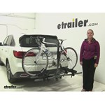 Swagman  Hitch Bike Racks Review - 2016 Acura MDX