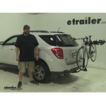 Swagman  Hitch Bike Racks Review - 2016 Chevrolet Equinox