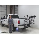 Swagman  Hitch Bike Racks Review - 2016 Ford F-250 Super Duty