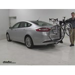 Swagman  Hitch Bike Racks Review - 2016 Ford Fusion