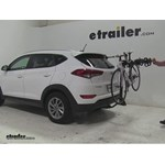 Swagman  Hitch Bike Racks Review - 2016 Hyundai Tucson